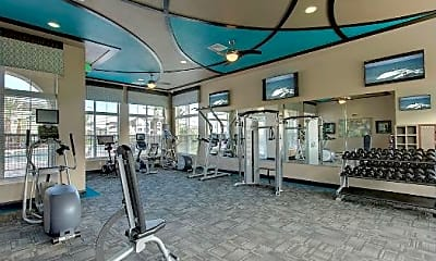 Fitness Weight Room, 7650 Lower Gateway Loop, 2