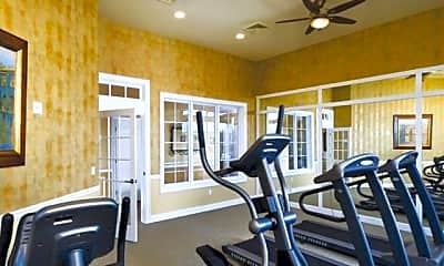 Fitness Weight Room, 1100 Talbot Way, 2