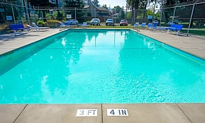 Pool, 8598 N Audubon Dr, 2