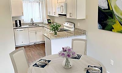 Kitchen, Weatherstone Townhomes, 1