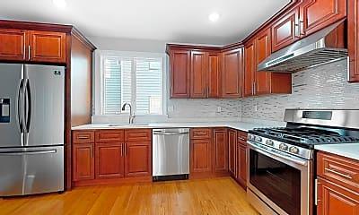 Kitchen, 22 Leroy Street, Unit 2, 1