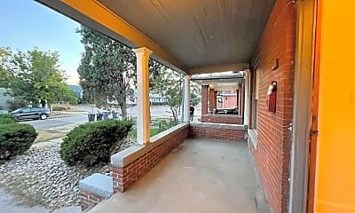 Patio / Deck, 105 E 4th Ave, 1