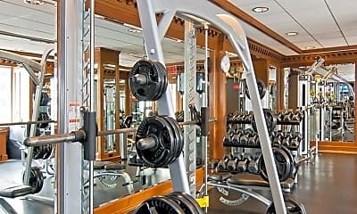 Fitness Weight Room, 86 William St, 2