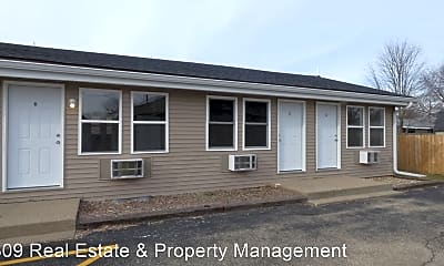 Building, 2707 Pine St, 2