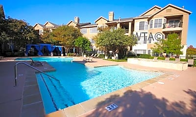 Pool, 3400 Shoreline Dr, 1