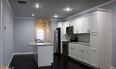Kitchen, 897 Lawton St SW, 2