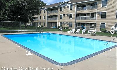 Pool, 700 10th Ave N, 1