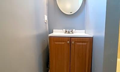 Bathroom, 117 Hollywood Ave 1, 2