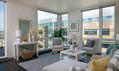 Living Room, Fox & Finch, 1