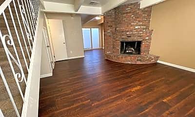 Living Room, 2410 S St, 1