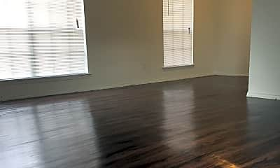 Living Room, Santa Fe Trails Apartments, 0