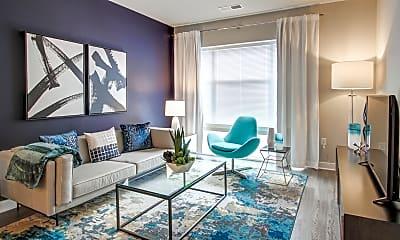 Living Room, TENm.flats, 1