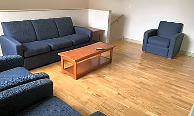 Living Room, 1432 N Carlisle St, 1
