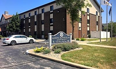 Ahepa 78 V Senior Apartments, 1