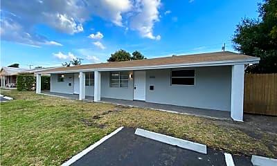 Building, 1610 NE 62nd St, 1