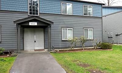 Building, 9518 S Ash St, 1