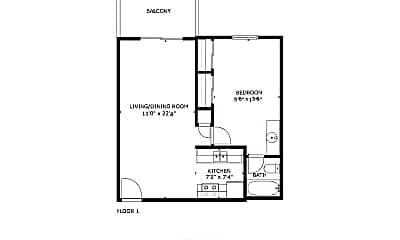 Building, 2300 Mortensen Rd, 1