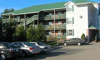 Building, Campus Side Apartments, 1