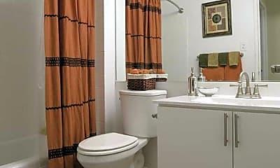 Bathroom, Falls Village, 2