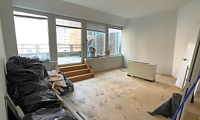 Living Room, 200 Water St 701T, 1