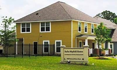 Rufus Mayfield Bayou Bluff Kingsley Court Homes, 0