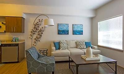 Living Room, The Reserve at Everett Senior Living, 1