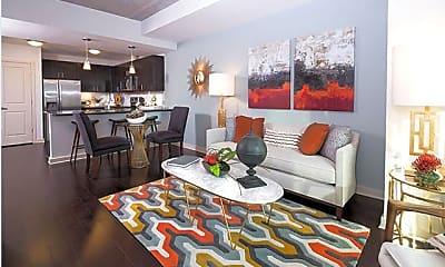 Living Room, 2320 N Houston St, 2