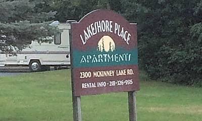 Lakeshore Place, 1