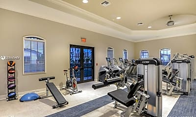 Fitness Weight Room, 11554 SW 13th Ct., 1