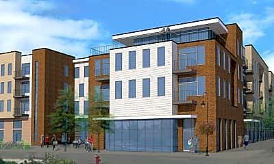 Building, Jesse Quinn, 0