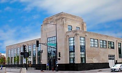 Building, Western U Flats, 0