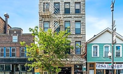 Building, 1316 W 18th St 3M, 0