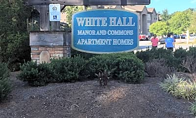 Whitehall Commons Apartments, 1