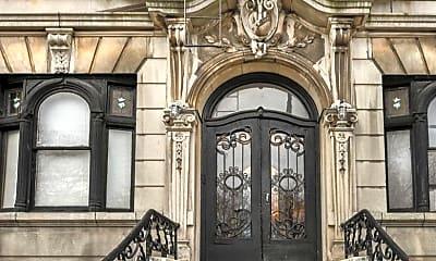 Building, 181-182 Prospect Park West, 2