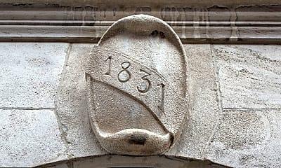 Bathroom, 1831 Spruce St 1, 1