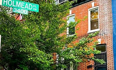 Community Signage, 1341 Monroe St NW, 0