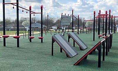 Playground, 227 E Anabranch Ct, 2