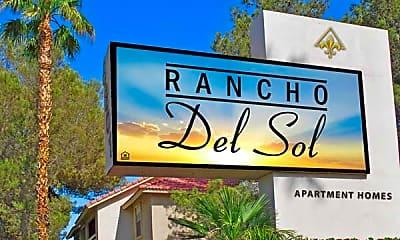Community Signage, Rancho Del Sol, 2