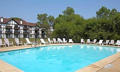 Pool, Magnolia Lake Apartment, 0