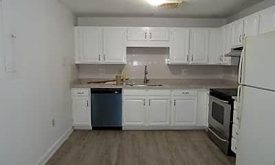 Kitchen, 39 Parlin Street, 1