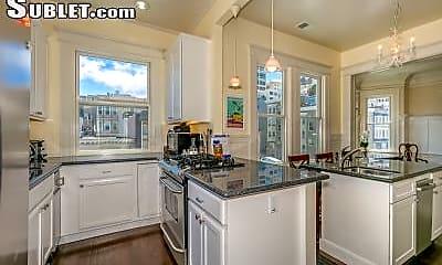 Kitchen, 1804 Mason St, 1