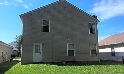 Building, 3948 Rosette Drive, 2
