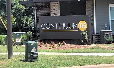 Continuum 115, 1
