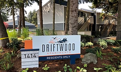 Driftwood Apartments, 1