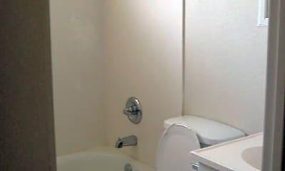 Bathroom, 1413 Oak Ave, 2