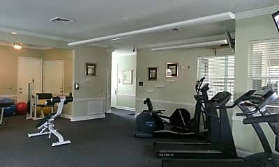 Fitness Weight Room, 713 Crest Pines Dr, 2