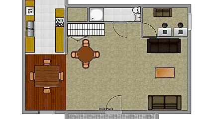 Building, 113 Lawn Ln, 2