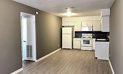 Kitchen, 420 N Gilmer St Apt 1 Unit 1, 0