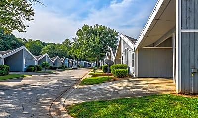Building, Dahlridge Apartments, 1