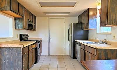 Kitchen, 4700 Clendon Way, 1